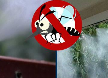 Impianti antizanzare a nebulizzazione: la soluzione definitiva per il tuo giardino